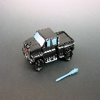 TFTM - Fast Action Battler - Cannon Blast Ironhide - Loose - 100% Complete