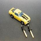 TFTM - Classic Camaro Bumblebee - Loose - 100% Complete