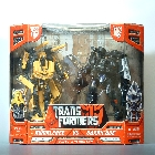 Transformers the Movie - First Encounter - Classic Bumblebee & Baracade - MISB