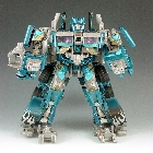 TFTM - Nightwatch Optimus Prime - Leader Class - Loose - 100% Complete