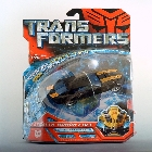 Transformers the Movie - Stealth Bumblebee - MOSC
