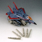Transformers the Movie - Voyager Class - Thundercracker - Loose - 100% Complete