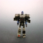 TFTM - Real Gear Robots - Zoom Out 25X  - Loose - 100% Complete