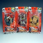 Transformers Gummy Candy - Megatron,Bumblebee and Optimus Prime