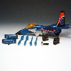 Reissue Commemorative Series  - Thundercracker - Loose - 100% Complete