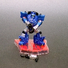 Titanium - Alternators Smokescreen  - Loose - 100% Complete