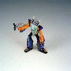 Titanium - Cybertron Megatron - Loose - Near Complete