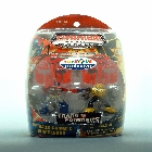 Titanium - Optimus Prime & Bumblebee - Toys 'R' Us Exclusive Supermetal Finish