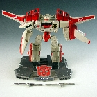 Titanium  - Jetfire - Loose - 100% Complete