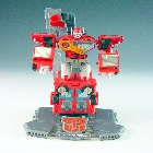 Titanium  - Robots In Disguise - Optimus Prime - Loose - 100% Complete