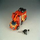 Titanium  - Rodimus Prime - Loose - 100% Complete