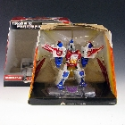 Titanium - War Within - Starscream - MIB - 100% Complete