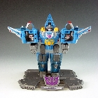 Titanium  - Thundercracker - Loose - 100% Complete