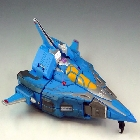 Titanium - Thundercracker - Loose - Missing Display base