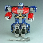 Titanium  - War Within - Optimus Prime - Loose - 100% Complete