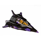 Titanium - SDCC Exclusive - Skywarp - Loose - Missing stand