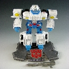 Titanium  - War Within - Ultra Magnus - Loose - 100% Complete