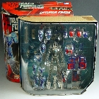 TS-01 Trans Scanning - Optimus Prime - MIB