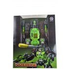 ToyWorld - H-01 Hardbone - MIB - 100% Complete