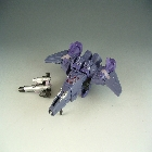 Universe - Asian Market Exclusive - Challenge at Cybertron - Cyclonus - Loose - 100% Complete