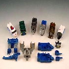 Universe -  Micromaster Rail Car - Loose - 100% Complete