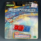 Universe - KB Toys exclusive - Optimus Prime Spy Changer - MOSC