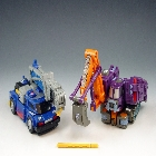 Universe - Ransack VS Smokescreen - Loose - Missing Liftor and Refute