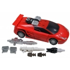 Universe - Sideswipe with Heroic Duo add-on kit - Loose - 100% Complete