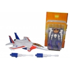 Universe - Starscream with Coronation kit -  Loose - 100% Complete