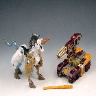 Universe - Stockade & Magna Stampede - Loose - Missing Prowl and Terradive