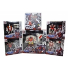 TFC Toys - Uranos - Full Set of 5 - MIB - 100% Complete