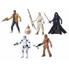 Star Wars - Episode VII 6in - Black Figure Wave 01 - Case of 6