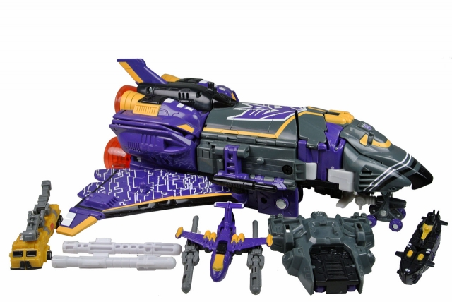 TFCC 2006 Exclusive - Astrotrain - Loose - 100% Complete