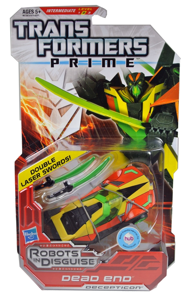 Transformers Prime - Dead End - MOSC