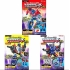 Kabaya - Assortment 8 - Candy Toys - Set of 3 - Star Convoy Buster Hydra