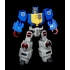 Iron Factory - IF-EX03R Limited Blue Version - Sonictech & Fellows - Set of 3