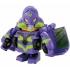 Transformers Q - QTC-02 - Evangelion 3 Figure Set
