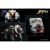FansToys FT-04 - Iron Dibots No.1 - Scoria - Smoke Dino Head Add-on