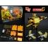 X2 Toys - XT006G - MP-21G Jetpack and Base Assembly Kit