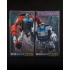 X-Transbots MM-VI Boost and MM-VII Hatch