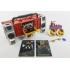 KFC - EAVI METAL Phase Four: A - Transistor & HiFi - Pure Red Version