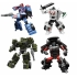 Combiner Wars 2016 - Deluxe Class Series 2 - Set of 4