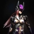 DC Universe Variant Play Arts Kai Tetsuya Nomura - Catwoman