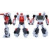 MP-14+ Masterpiece Red Alert Anime Color Edition w/ Collectors Coin