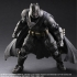 Play Arts Kai - Batman v Superman Dawn of Justice - Armored Batman