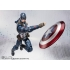 S.H. Figuarts - Civil War - Captain America
