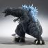 X-Plus - Godzilla Gigantic GMK 2001 Blue Dorsal Fin