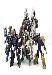Crossfire 02--XF-02B Munitioner + Combat Unit Appendage Add-on Kit Set B