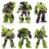 Generation Toy - Gravity Builder - Full Set of 6 Figures + Megasorry