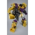 ToyWorld - TW-C07Y - Yellow Constructor - Full Set of 6 Figures